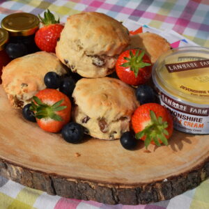 Summer Alpaca Orchard Walk and Cream Tea (May - August)